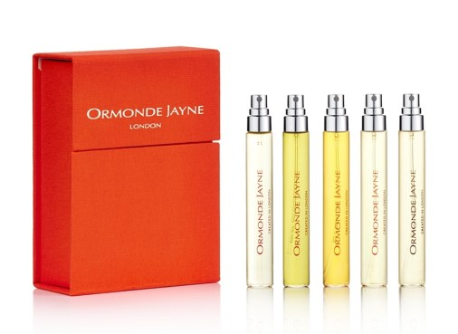 Ormonde Jayne Isfarkand 5 x 8ml Eau de Parfum Travel Set