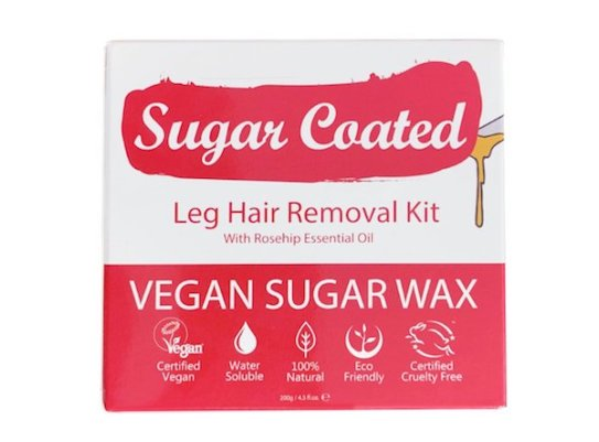 Sugar Coated Hair Removal Kit gift