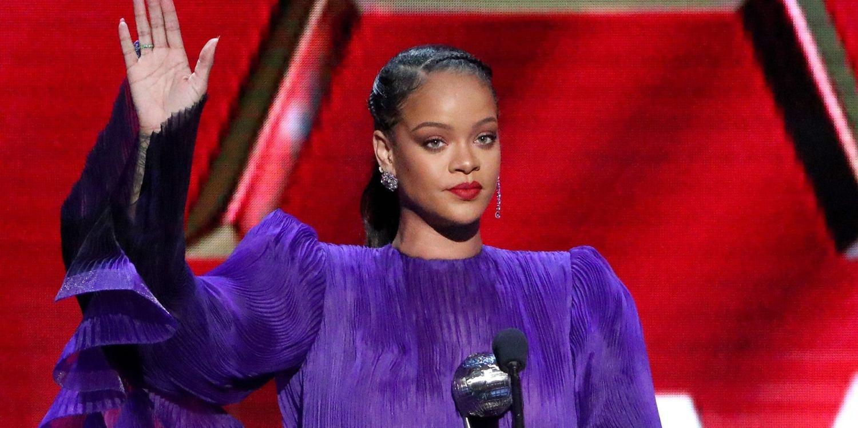 Rihanna NAACP Image Awards speech