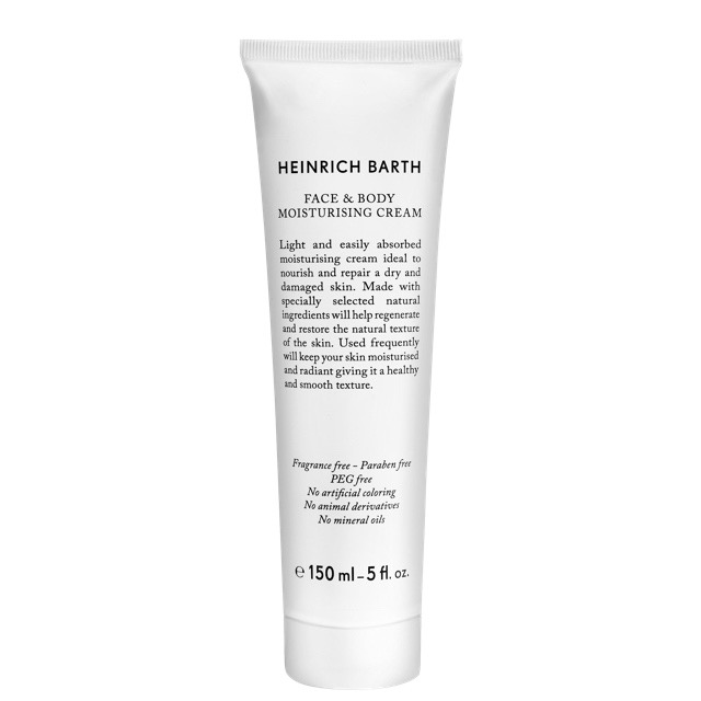 Heinrich Barth Face & Body Moisturiser