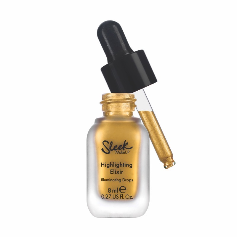Sleek Highlighting Elixir Hightligher makeup