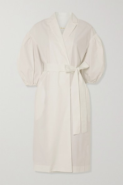REMAIN BIRGER CHRISTENSEN white dress