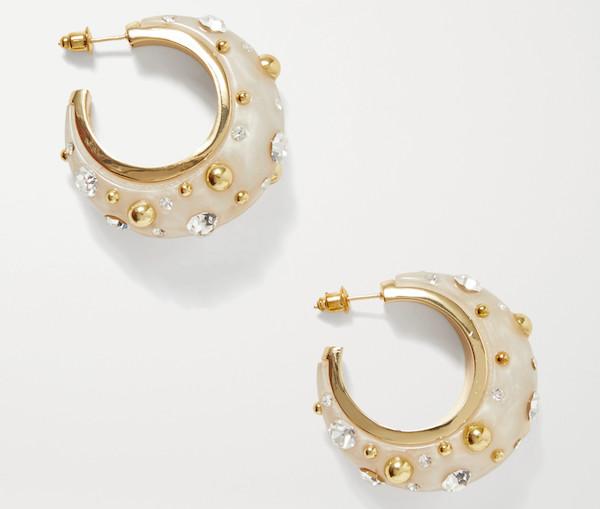 CULT GAIA hoop earrings