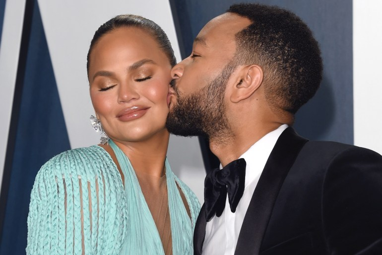 Chrissy Teigen and John Legend Baby Pregnancy Loss