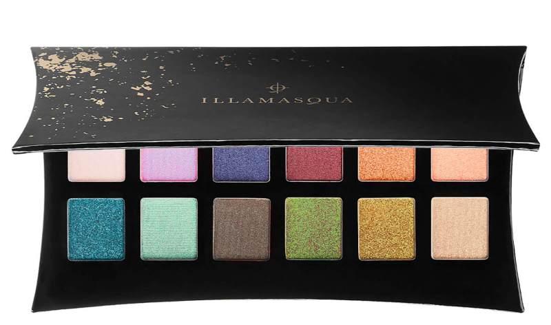 Illamasqua Beyond Artistry Palette makeup eyeshadow