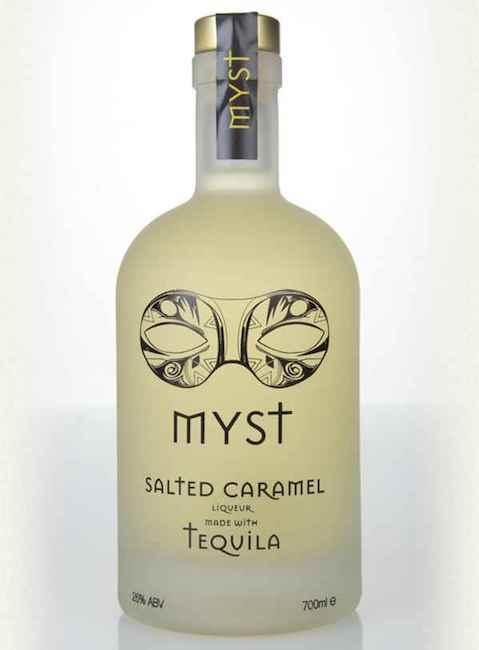 Myst Salted Caramel Tequila Liqueur