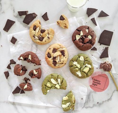 bakerynumbereight brownies cakes cookies