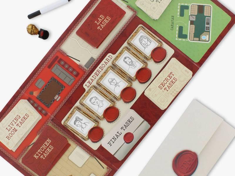 Ginger Fox Taskmaster Game £19.99