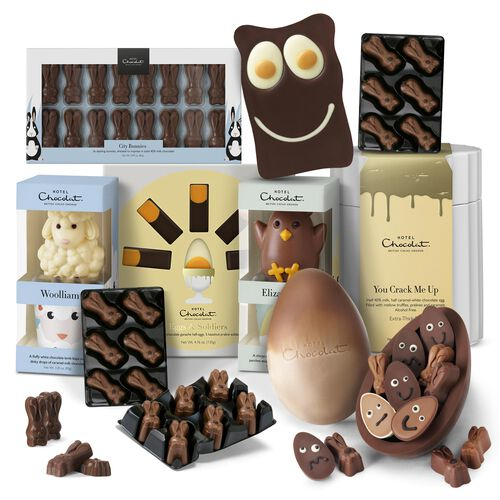 Hotel Chocolat Easter Collection, £70.00