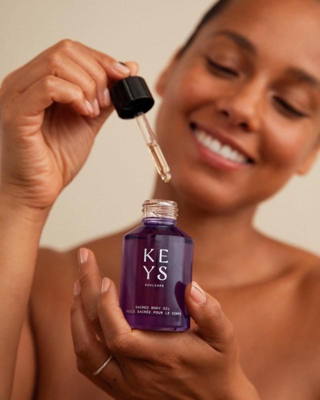Alicia Keys Skincare Face