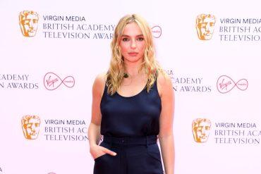 Jodie Comer bafta awards 2021