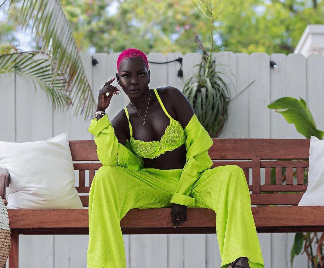 savage x fenty lingerie Rihanna
