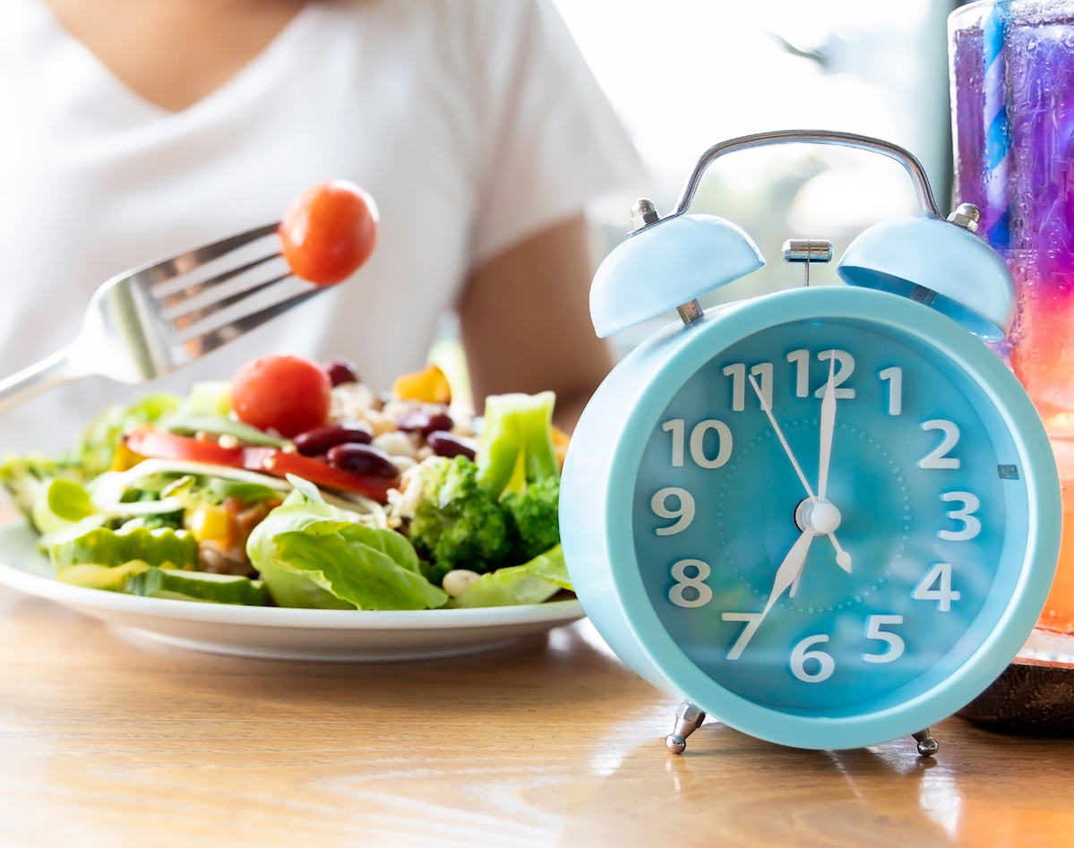 Intermittent fasting loose weight