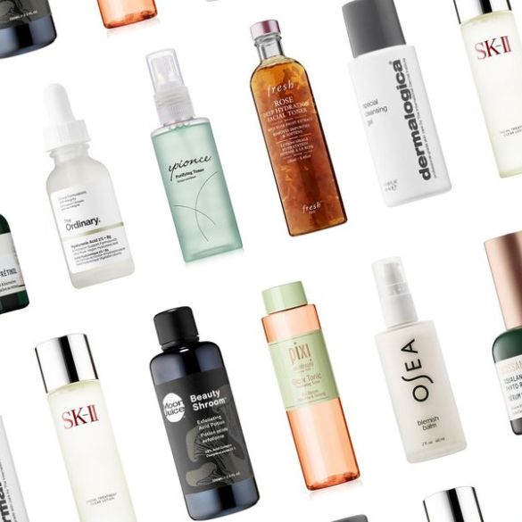 skincare beauty products