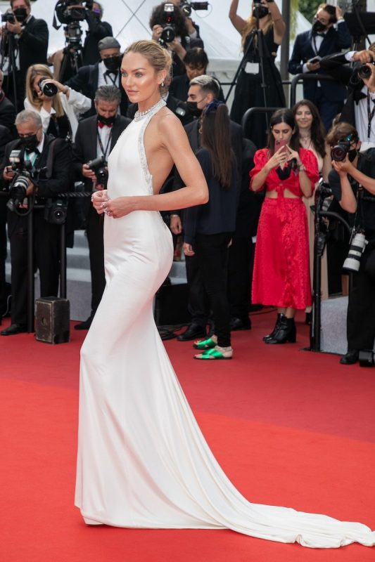 Candice Swanepoel cannes