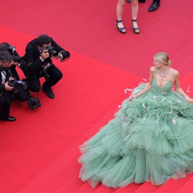 cannes 2021 Leonie Hanne