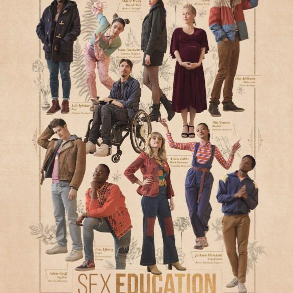 Sex Education Season 3 Netflix