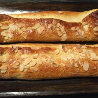 Kringle med marcipan-remonce