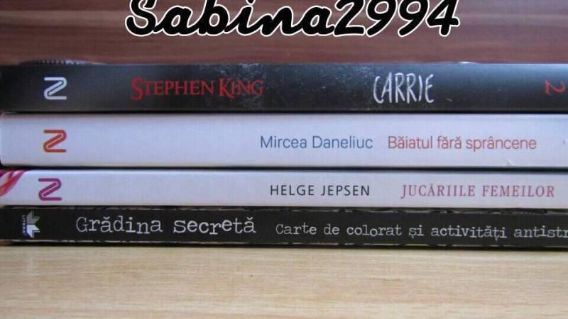 Haul:Carti de pe libris