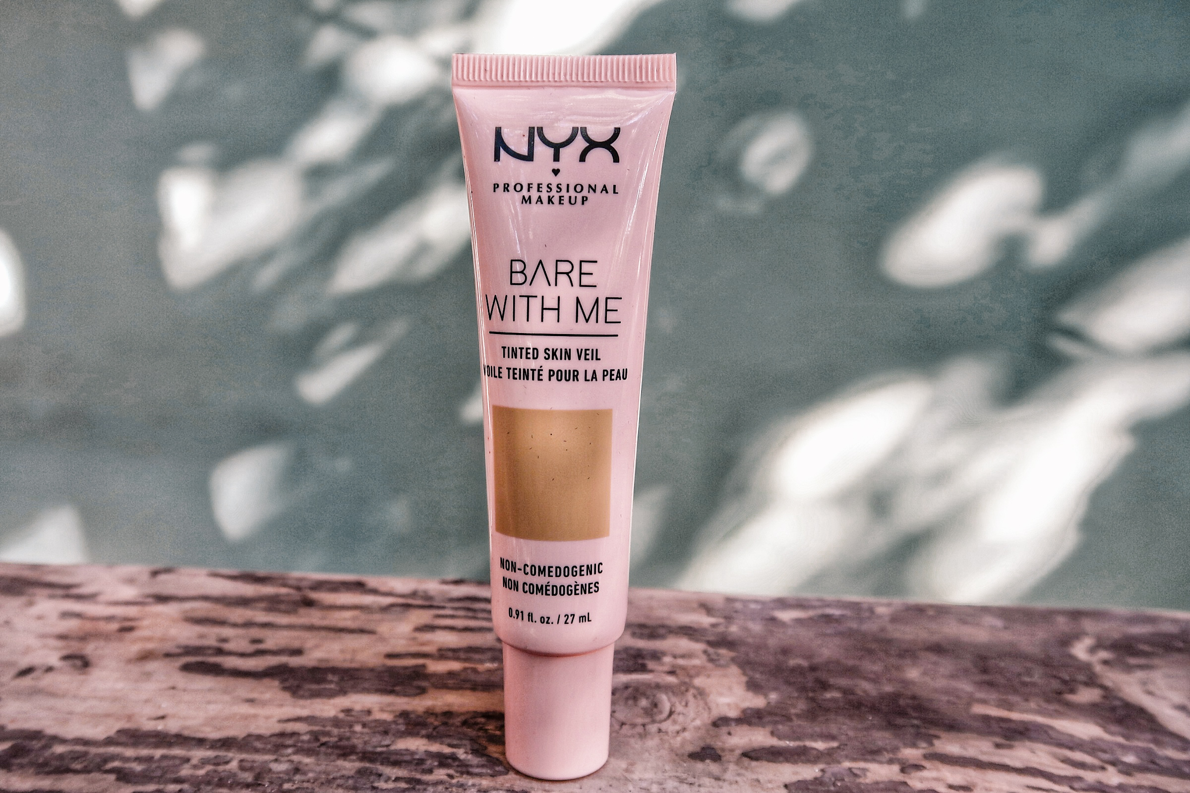 #orecomandare Nyx Bare with me skin veil