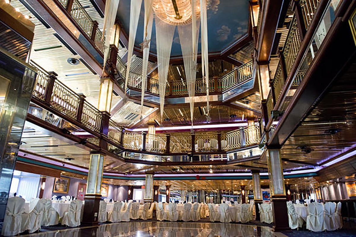 New York Skyline Cruises Frungillo Caterers