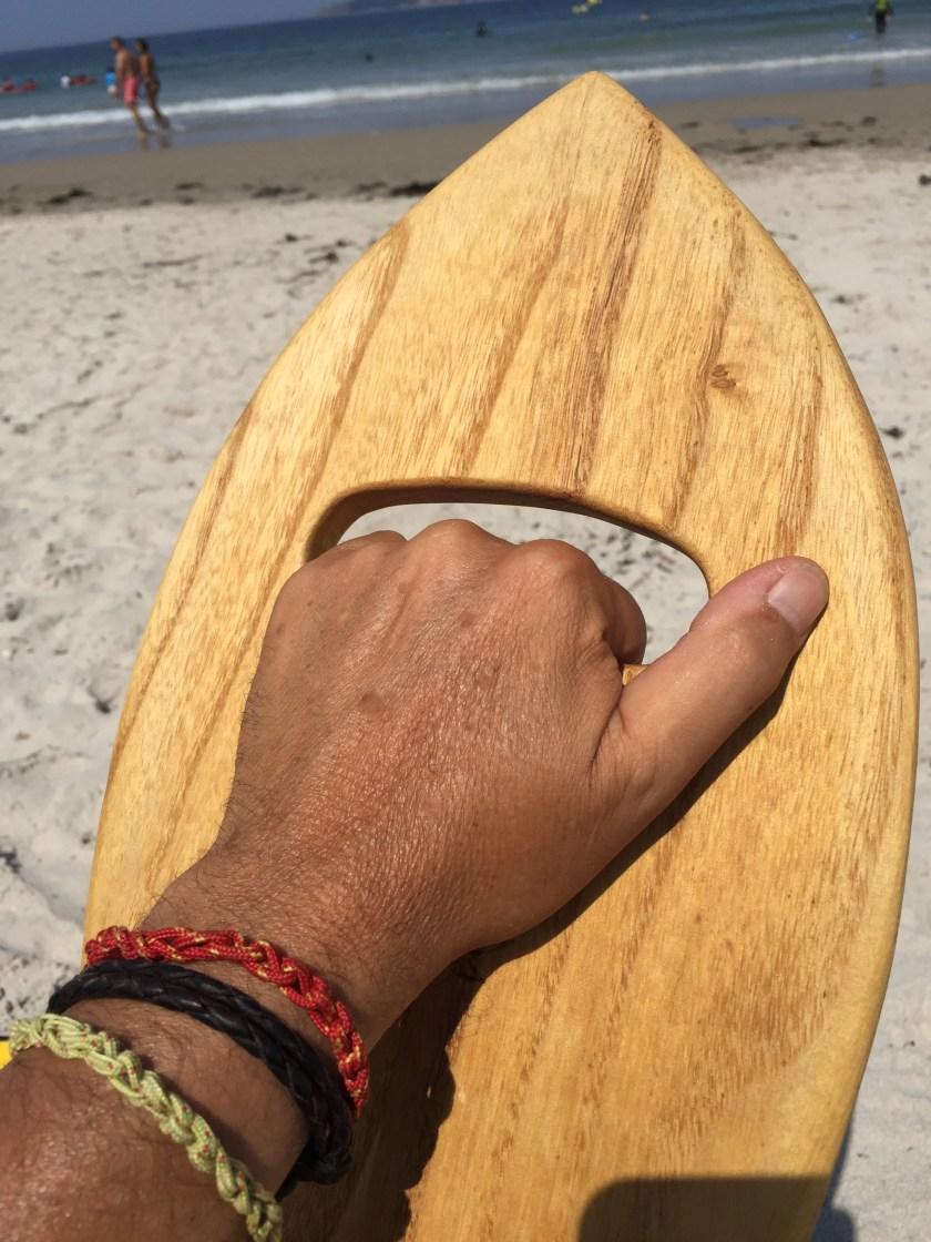 ColibriSurf Bodysurf Handboard Handplane Colibri Grip 16 3