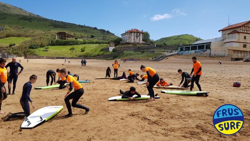 Socorrismo para surfistas