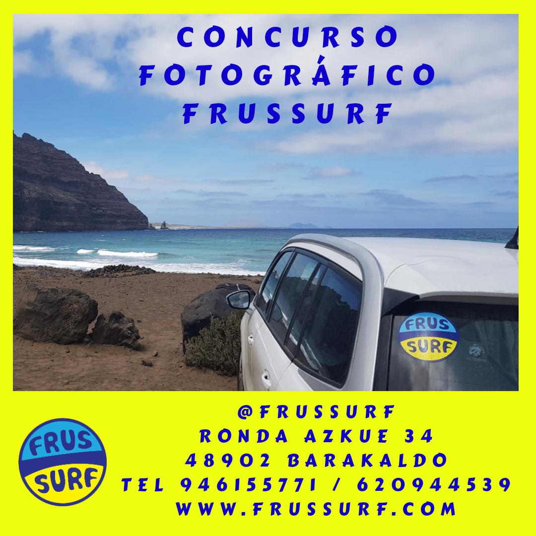 📸 Concurso fotográfico FrusSurf
