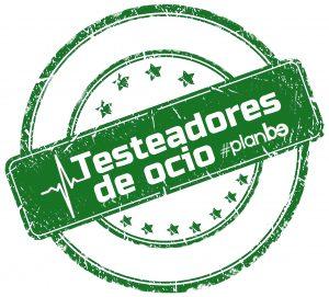 Logo Testeadores de Ocio #Planbe