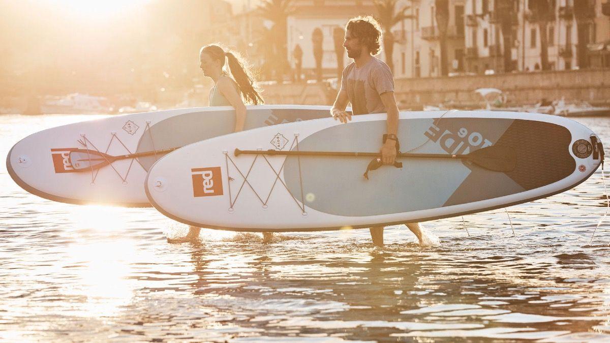 Paddleboards Red Paddle Co en FrusSurf