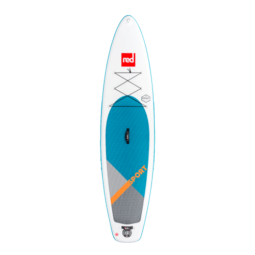 SUP paddleboard red paddle con Sport 11 2019