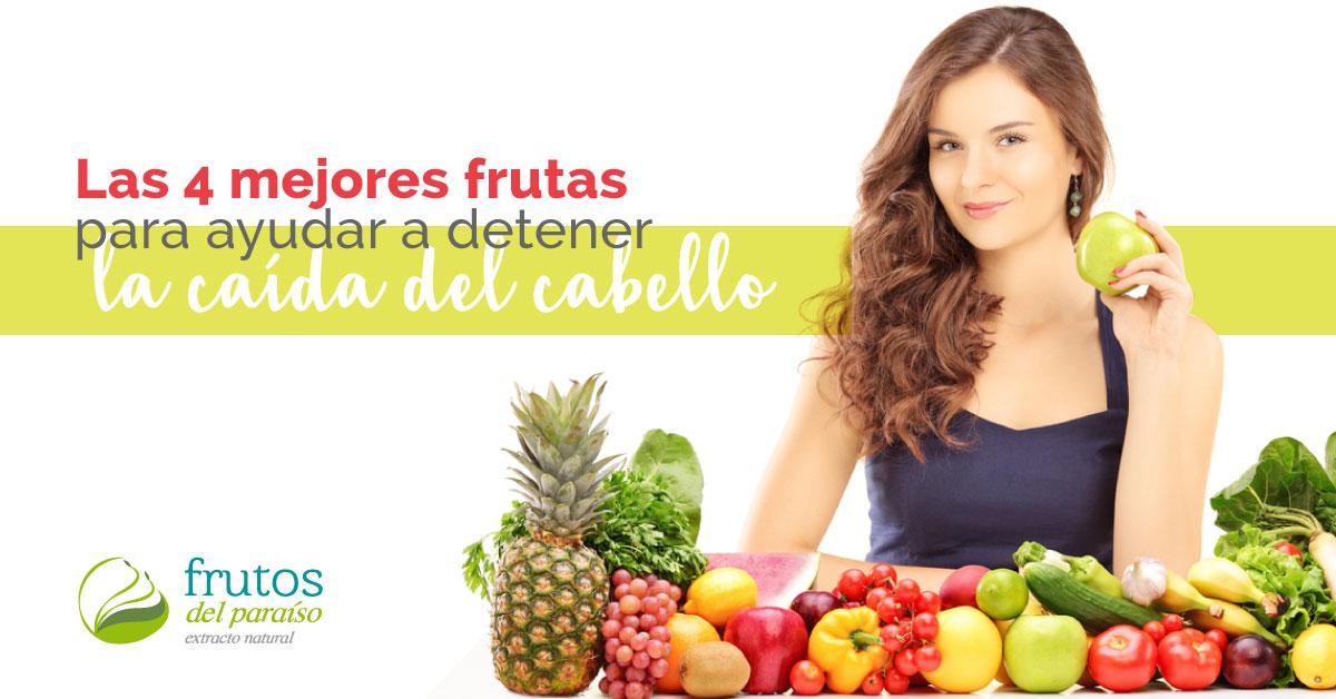 frutas-para-detener-la-caida-del-cabello-frutos-del-paraiso