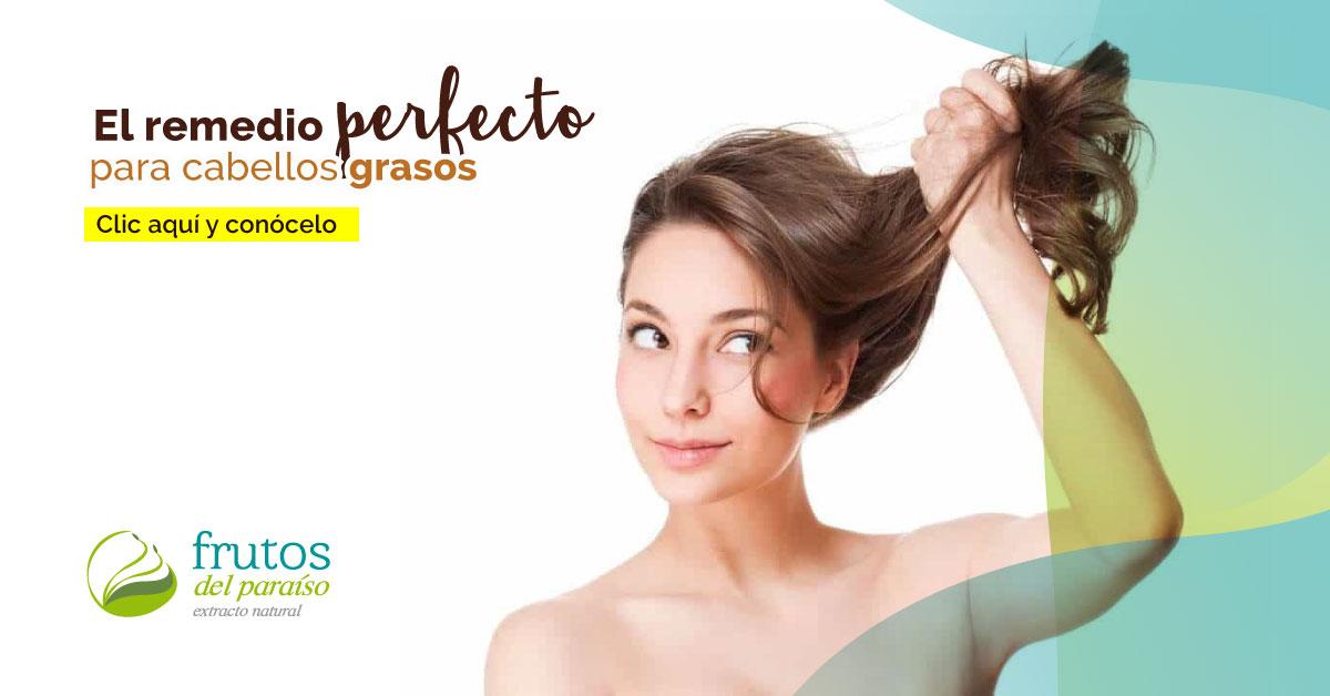 Mascarilla para cabellos grasos