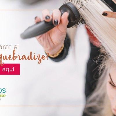 ¿Cómo reparar el cabello quebradizo? En Frutos del Paraíso te contamos