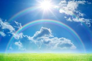 panorama arcobaleno