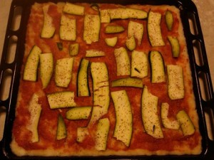 Pizza Fruttaliana