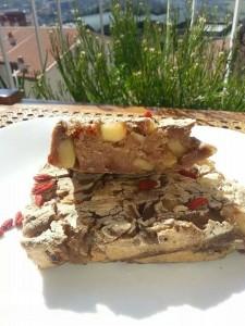 Torta di mele e platano1