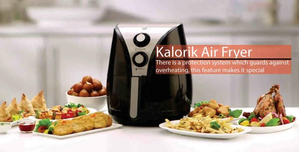 Why You Choose Kalorik Air Fryer