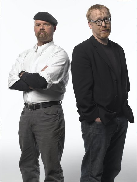 SAVAGE, ADAM - Mythbusters image