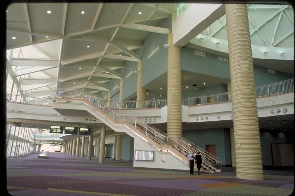 N-S Interior Concourse Level