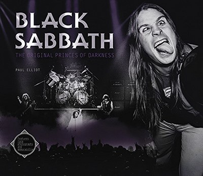 BLACK SABBATH The original prince of darkness