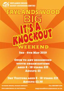 Big Weekend - It's a Knockout