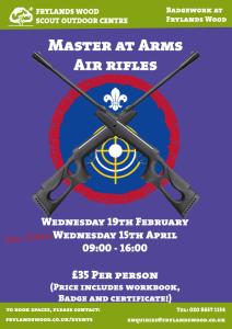 Master At Arms - Air Rifles