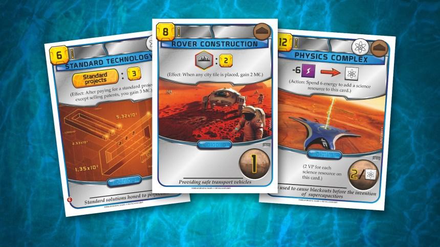 Image result for terraforming mars promo card