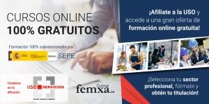 """Se renuevan con FEMXA la formación """"on line"""" totalmente gratuita"""