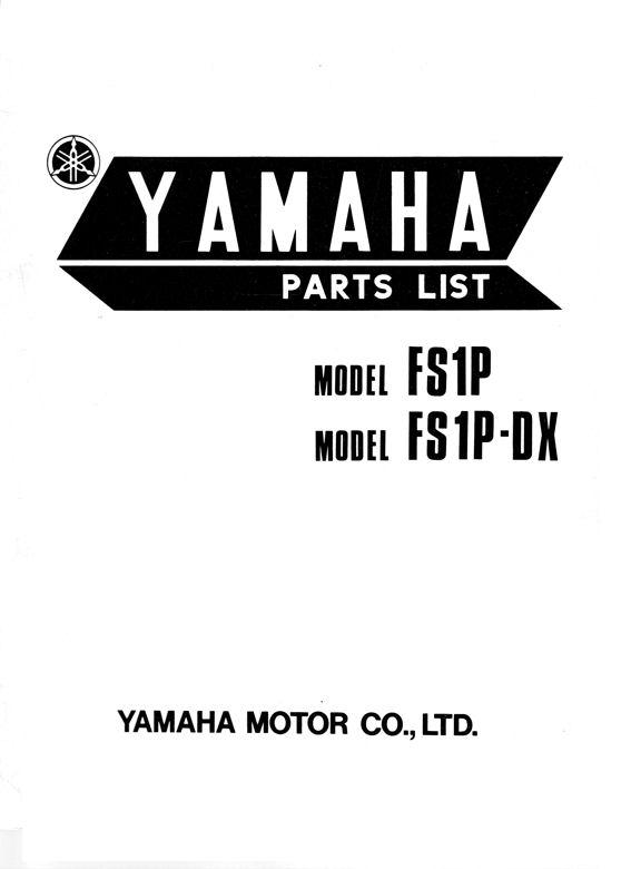 FS1 forum • Partslists • 1972