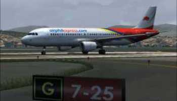 Welcome to Perfect Flight » FSX/FS2004 – Airbus Skin for FS