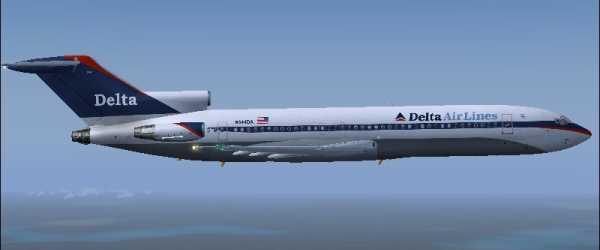 Delta Air LInes N544DA