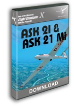 ask21-glider
