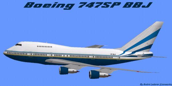 Boeing 747sp manual